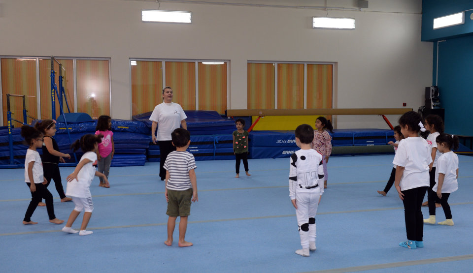 Gymnastics Classes - Term 3