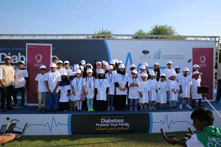Qatar Diabetes Association, a pre-diabetic patient - qf - 04