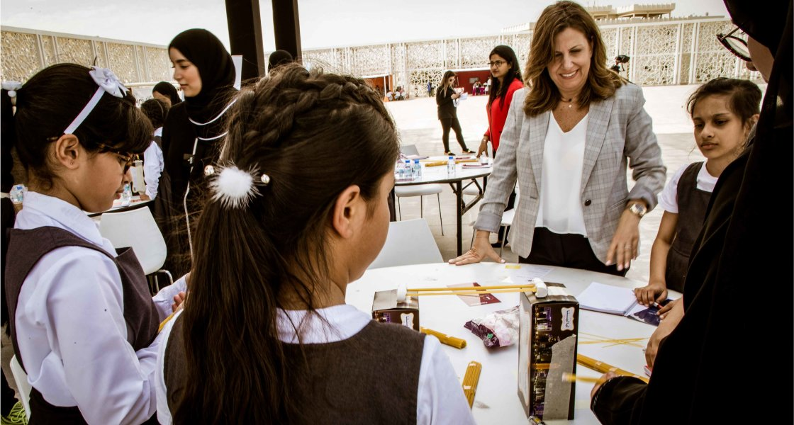 Doha Learning Days - Girls in Engineering - - 03