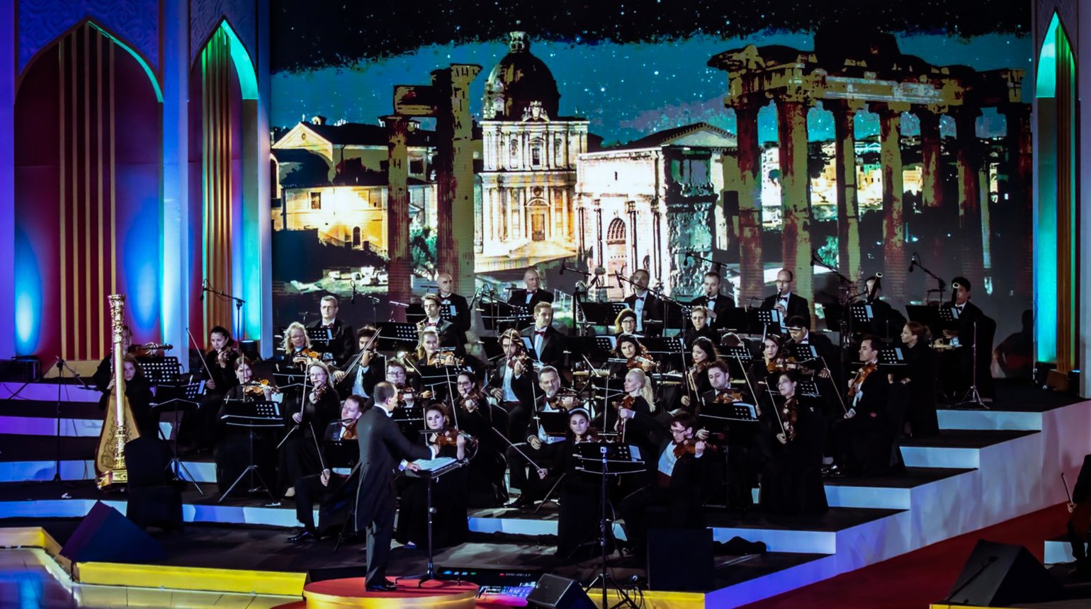 <p>The orchestra performs a diverse range of musical styles designed to cater for a variety of audiences. </p>