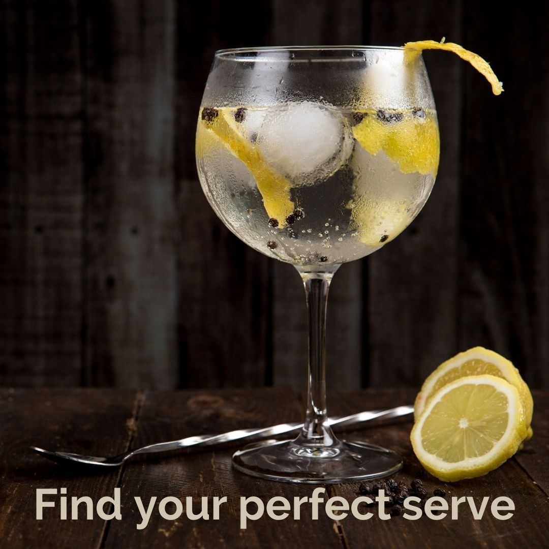 Reserve & Collect Gin