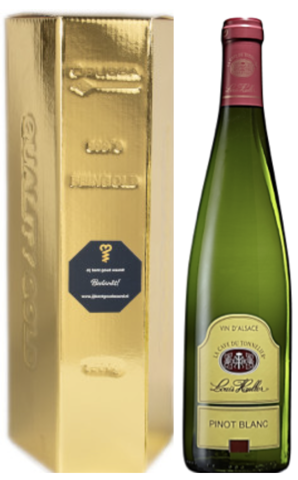 Louis Hauller, Pinot Blanc Tradition, A.C. Alsace 2018