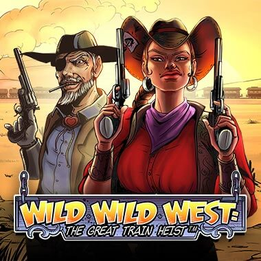 NEW_Wild Wild West The Great Train Heist