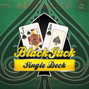 Single Deck BJ MH