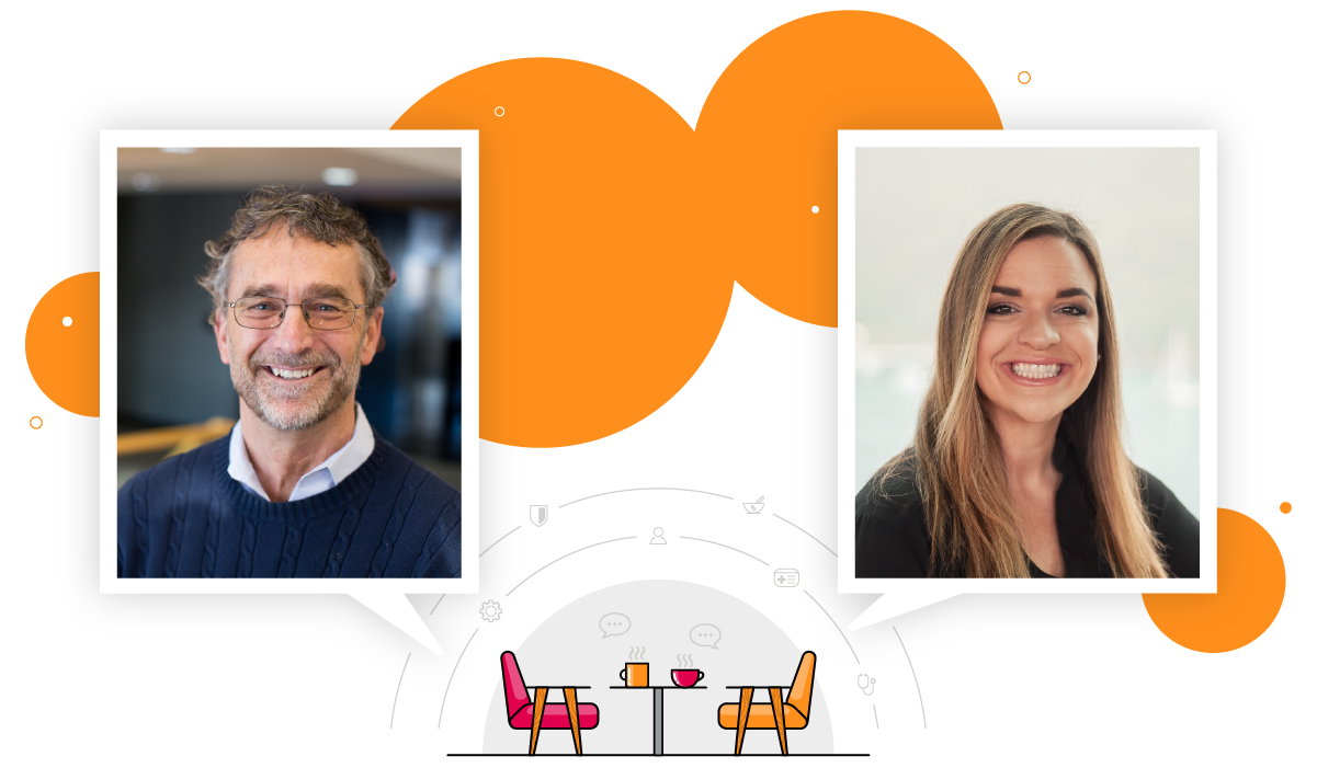 Patients at the Center of the System: Coffee and a Chat with CoverMyMeds' Perry Lewis and Patient Advocate, Melissa Paige
