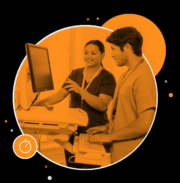 Efficiency in your providers' workflow