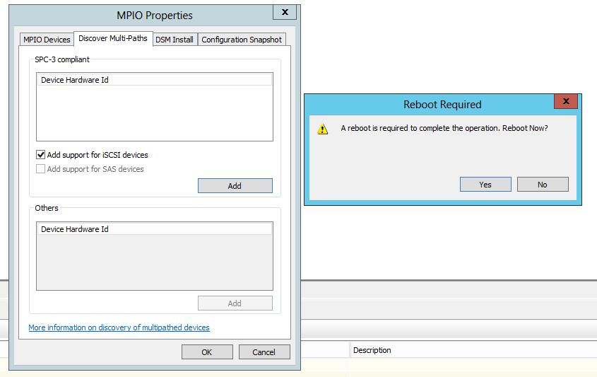ESXi and Windows LUN multi-pathing