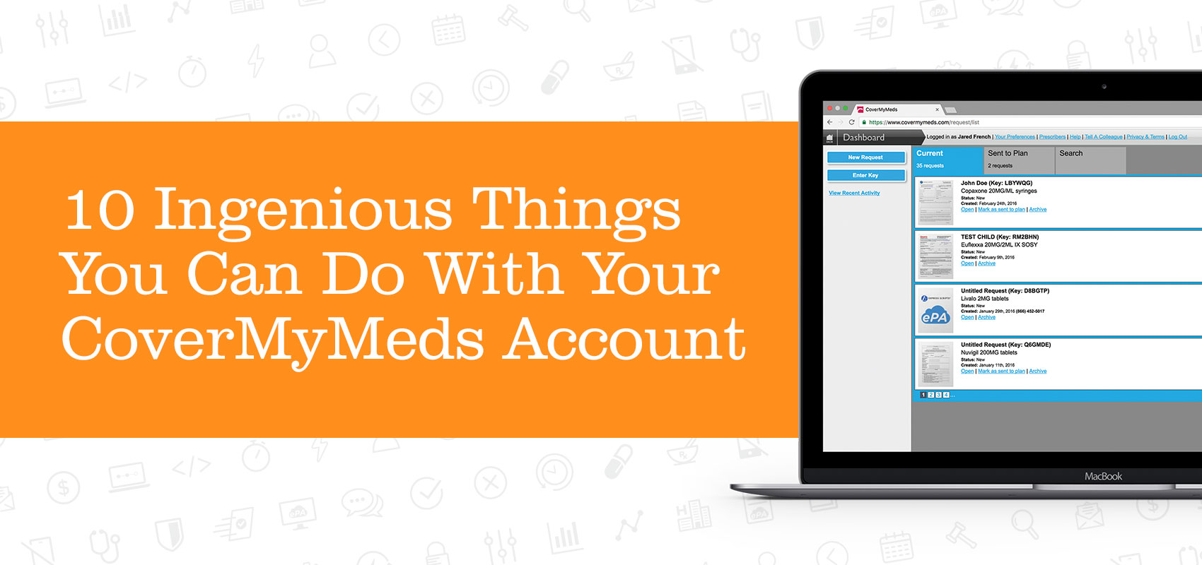10 Ingenius Things You Can Do With Your Covermymeds Account