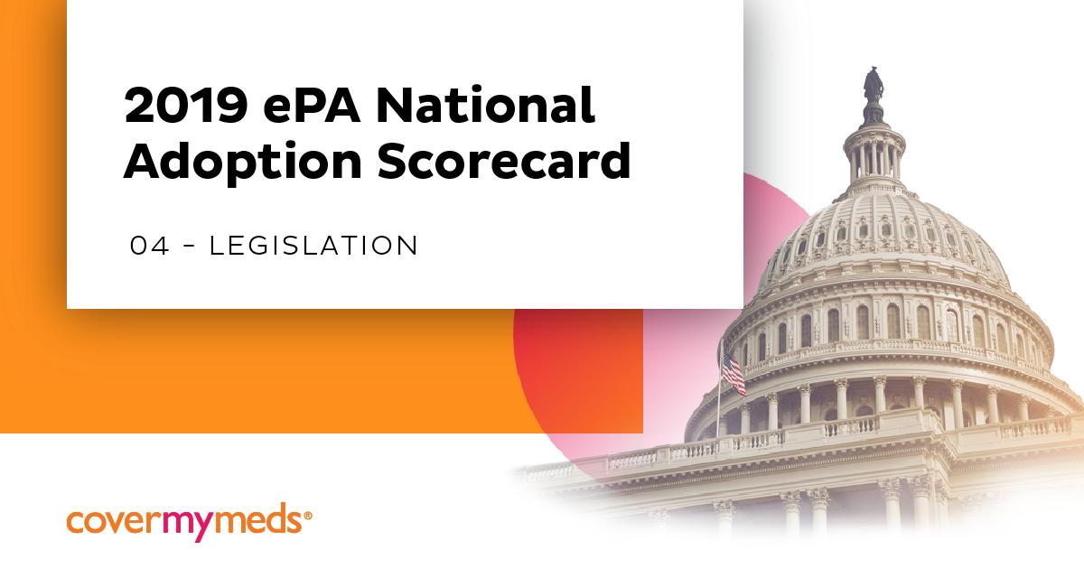 Legislation 2019 Epa National Adoption Scorecard