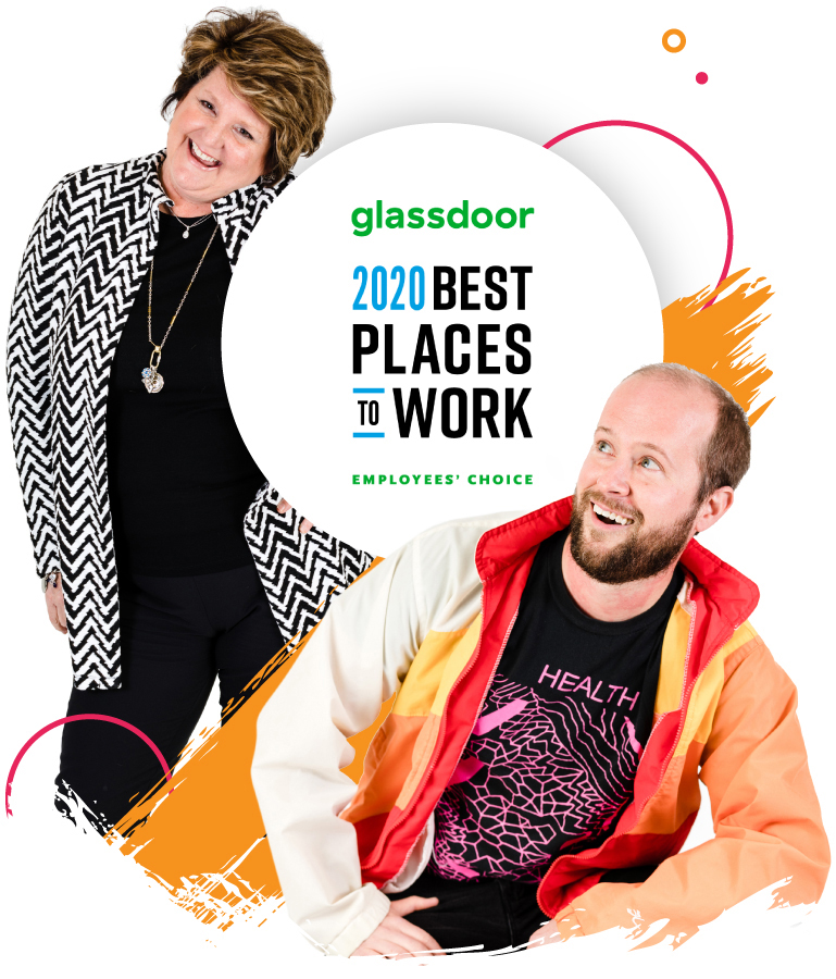 Glassdoor Best Place to Work 2020 Employees' Choice