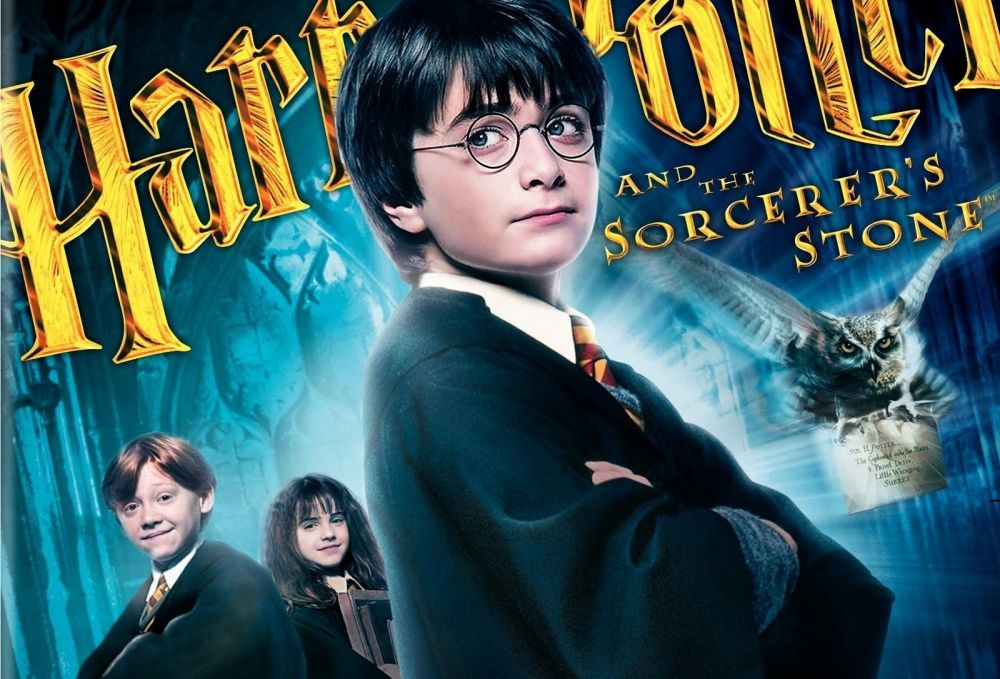 Happy Potter film poster