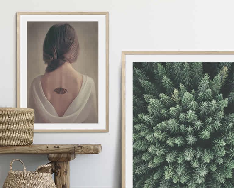 Köp Ramar online | Ramar till Posters och Tavelväggar | FRAME IT