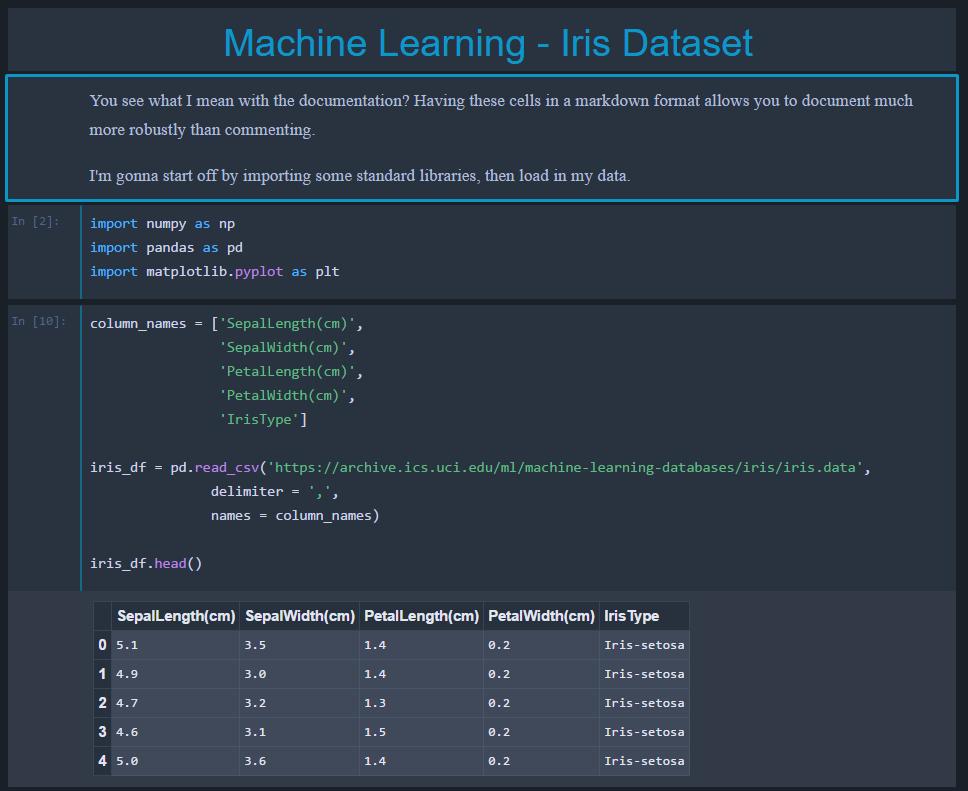 Using Jupyter Notebook for Powerful, Stunning Data Analysis