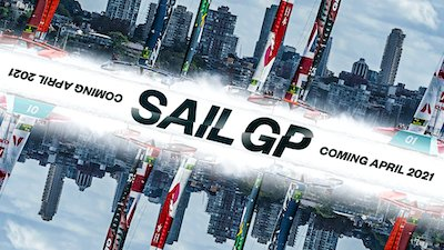 SailGP makes its Hollywood debut