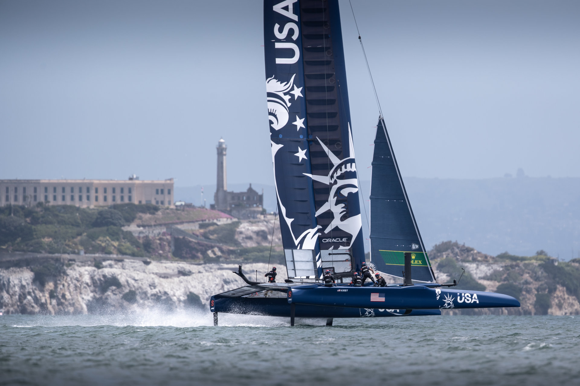 Statement from United States SailGP Team on San Francisco SailGP cancelation