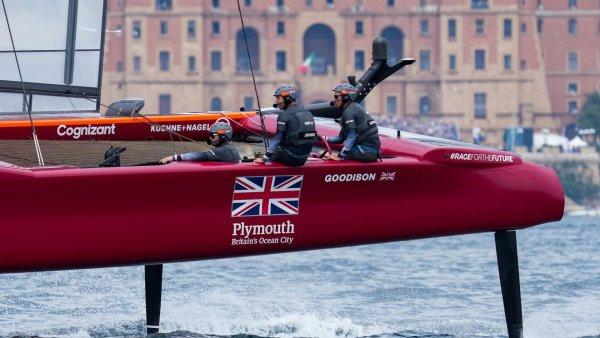Reduzierte Besatzung hält die F50-Flotte in Italien am Vereiteln