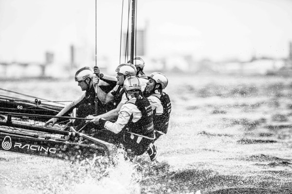 The inside story of the Denmark SailGP Team