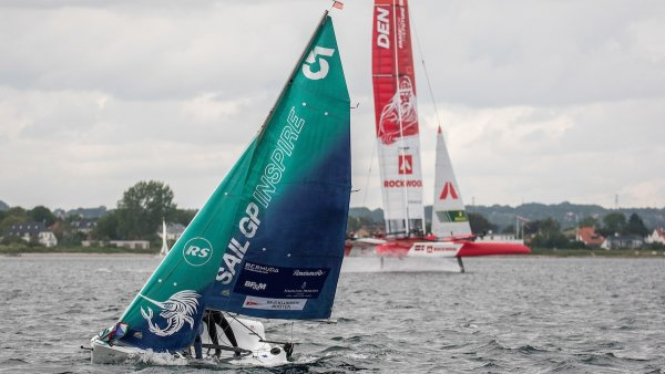 Vielversprechende junge Talente für SailGP Inspire Careers and Racing Programme in Aarhus angekündigt
