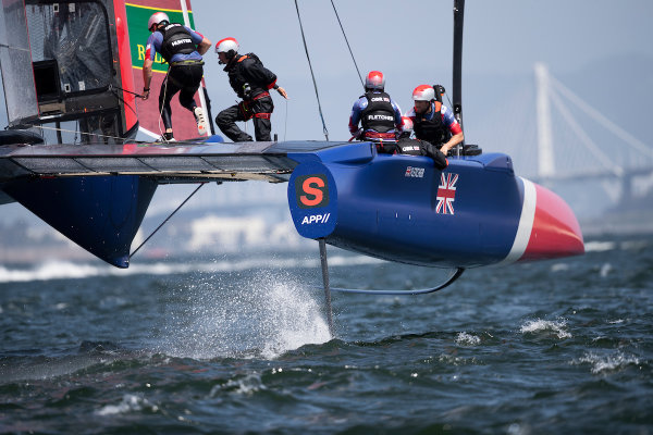 """The Time is Nigh"" // Get On Board // Great Britain SailGP // Marseille SailGP 2019"