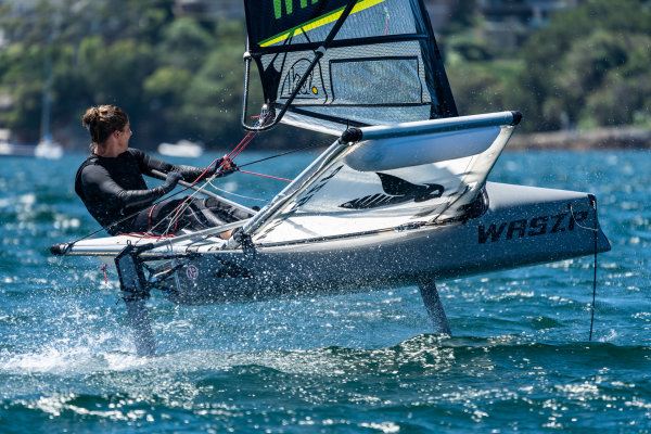Australia SailGP Team Hosts Camp to Select Female Sailor to Join the Squad