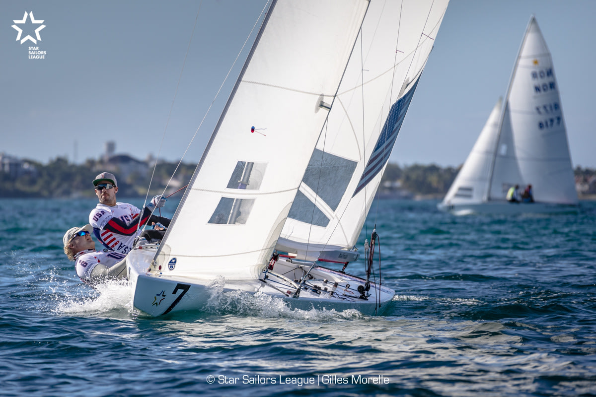 U.S. SailGP Team Athletes to Compete at Multiple World Championships