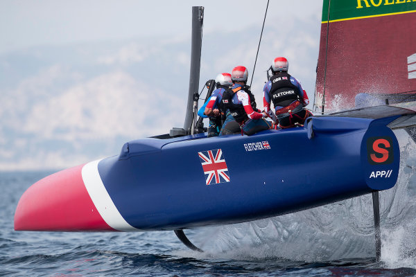 SOLID PERFORMANCE BY THE BRITISH TEAM SEES THEM MOVE BACK INTO THIRD POSITION OVERALL