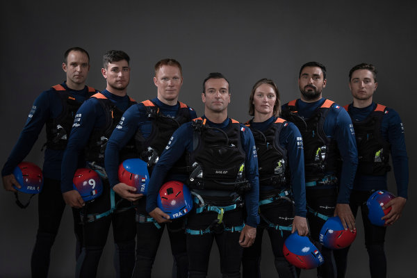 Get to know the France SailGP Team
