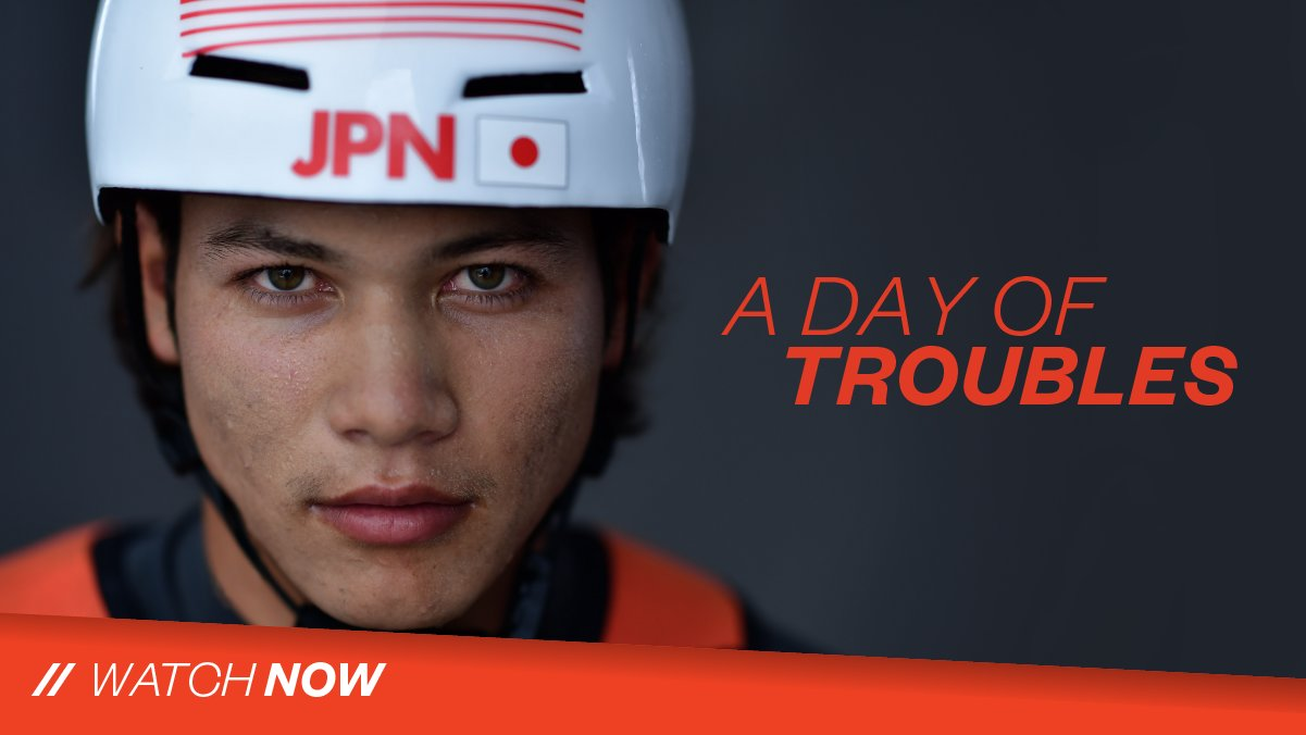 A Day of Troubles: Behind the scenes with the Japan SailGP Team
