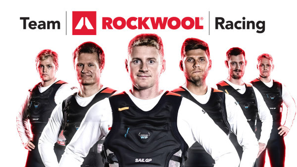 Team ROCKWOOL Racing to hit Danish waters this summer