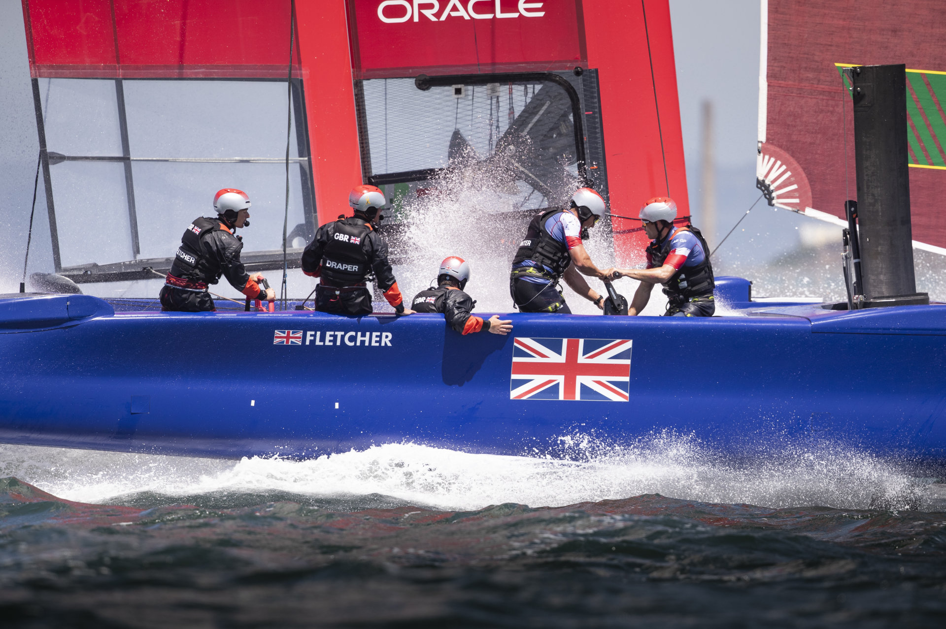 OPEN CREW TRIALS FOR THE GREAT BRITAIN SAILGP TEAM
