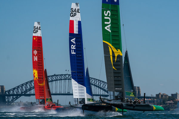 Sydney SailGP tickets on sale now