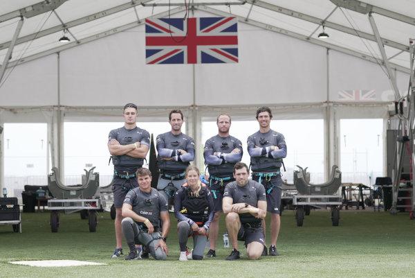 Das britische SailGP-Team bestätigt das Kader- und Frauenentwicklungsprogramm der zweiten Staffel