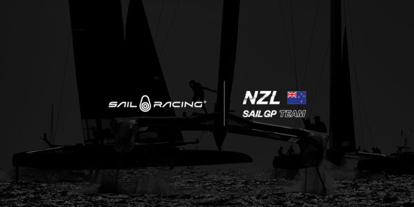 SAIL RACING APPOINTED OFFICIAL TECHNICAL CLOTHING PARTNER OF THE NEW ZEALAND SAILGP TEAM