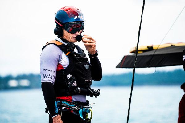 Jimmy ist zurück!  Spithill über den Beitritt zu SailGP, die Leitung des USA-Teams und eine neue Mission in Staffel 2