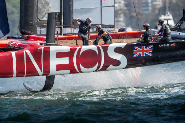 Get set for Sydney SailGP Showdown