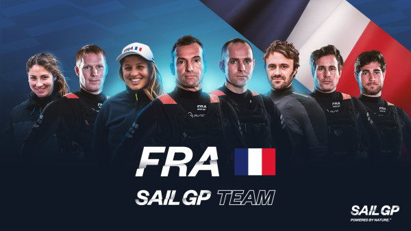 France SailGP Team announces its line up for Season 2