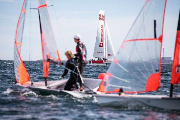 Denmark's brightest sailing talents #ROCKTheBoat in Copenhagen