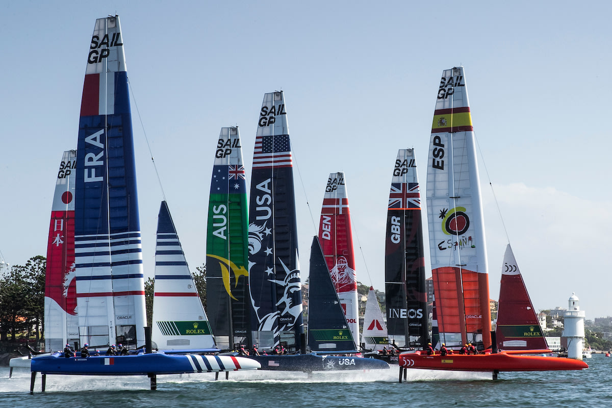 Doyle Sails joins SailGP as Official Sailmaker and New Zealand SailGP Team Partner