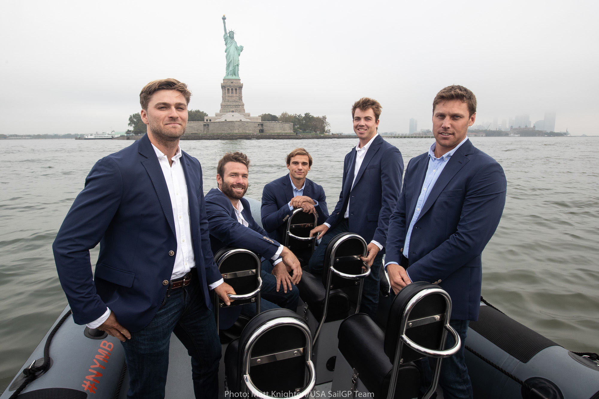 SailGP USA Team 10