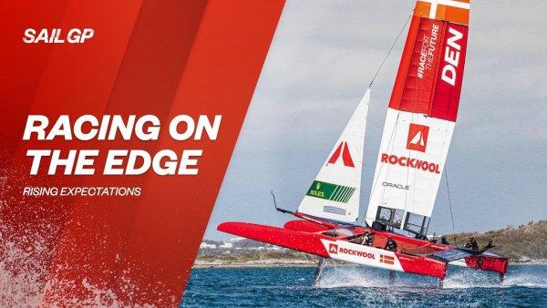 SailGP: Racing on the Edge // Staffel 2, Folge 3: Steigende Erwartungen
