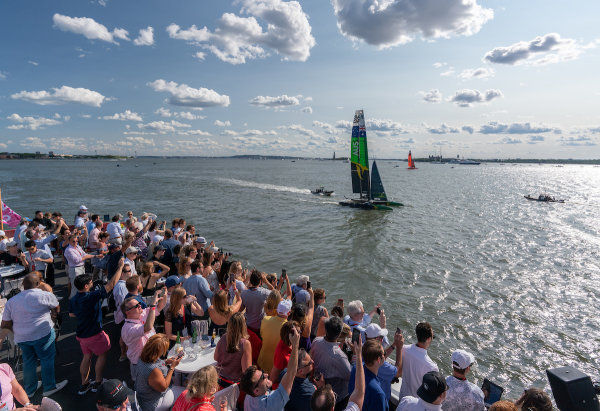 SailGP // Sustainability