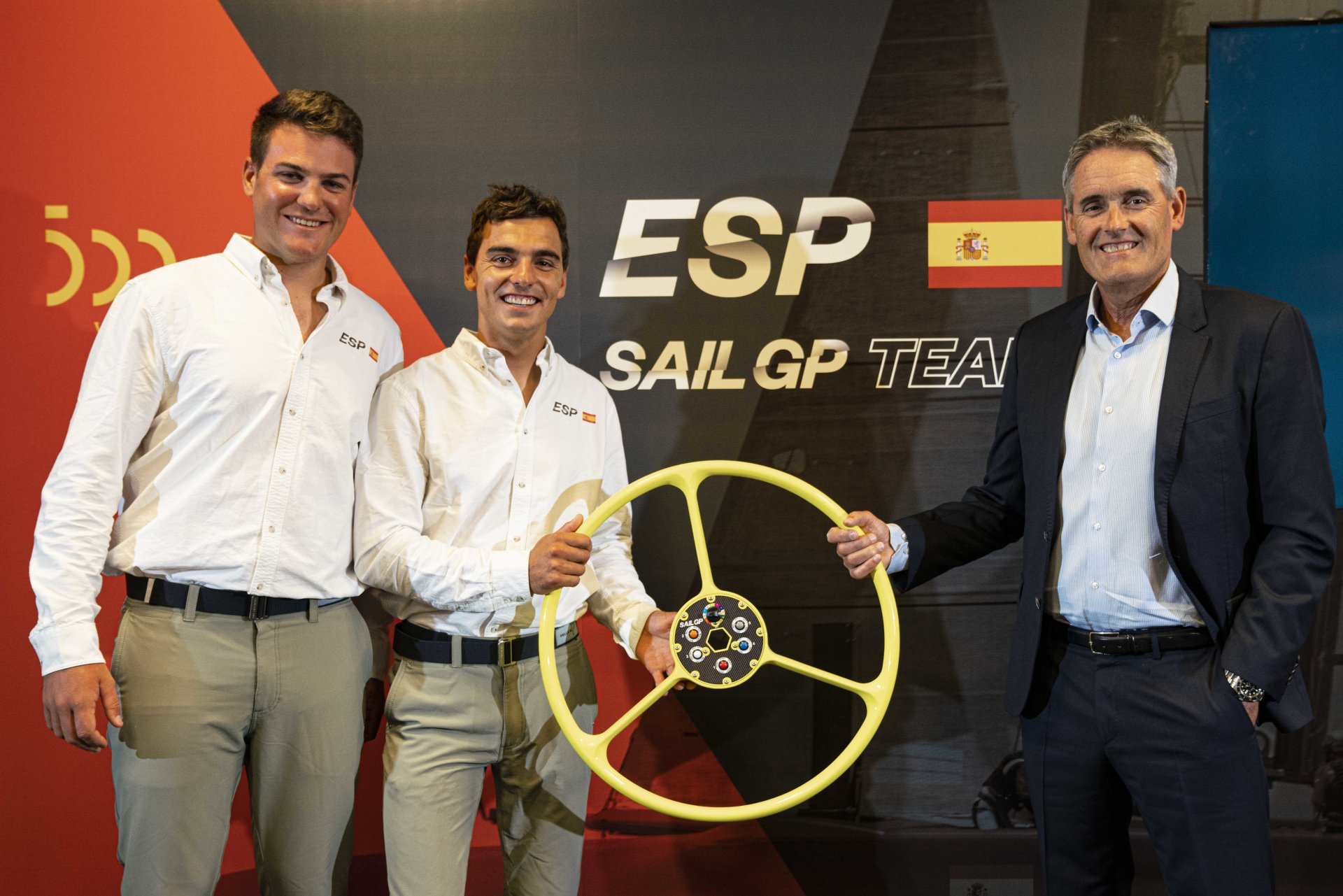 Spanish line-up confirmed for SailGP Season 2