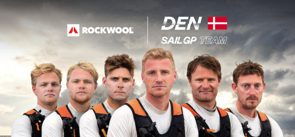 Denmark SailGP Team presented by ROCKWOOL roster confirmed  following New Zealand selection camp