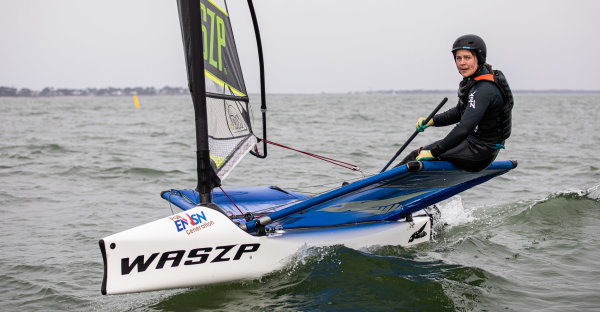 First look: Go behind-the-scenes of the Denmark SailGP Team female selection camp