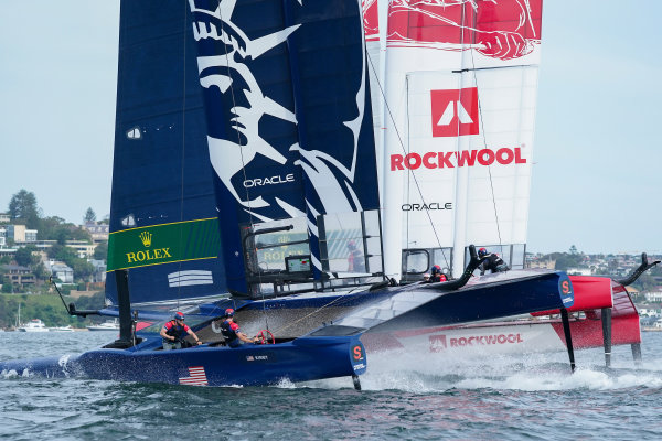 Victorious Ainslie tips Denmark as ones to watch following British-dominated SailGP season opener in Sydney