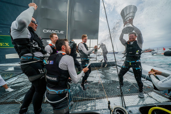 The $1 million race: The passion and drama of SailGP's championship decider