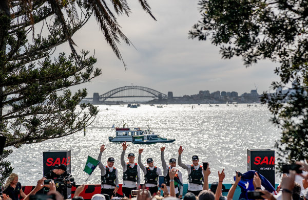 Tom Slingsby and Australia set to defend SailGP Championship on Sydney Harbour