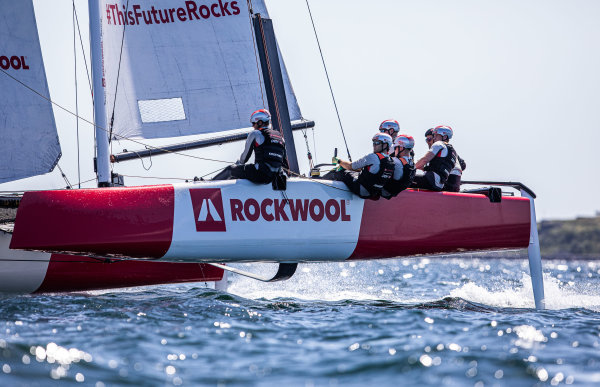 Team ROCKWOOL Racing arrives in France; busy summer continues