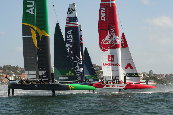 "Denmark's Sehested on SailGP Season 2: ""We're ready for the challenge"""