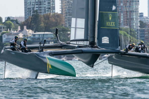 How Australia Won SailGP Season One // SailGP